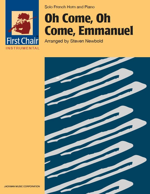 Oh Come, Oh Come, Emmanuel - French Horn Solo (Digital Download)