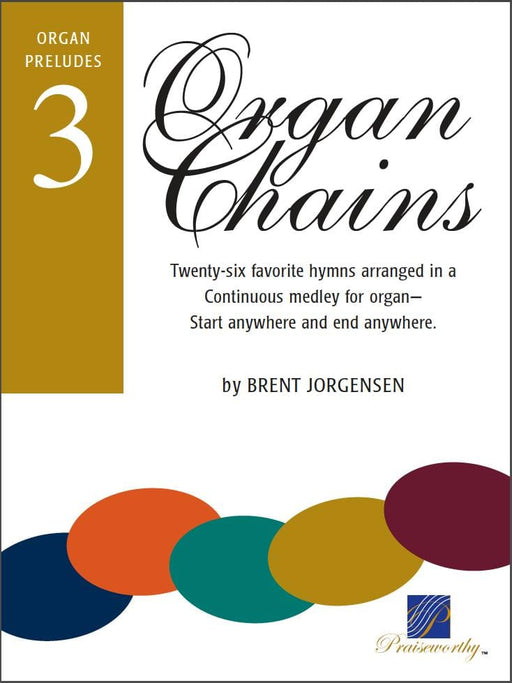 Organ Chains - Book 3 | Sheet Music | Jackman Music