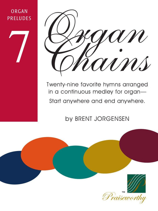 Organ Chains - Book 7 | Sheet Music | Jackman Music