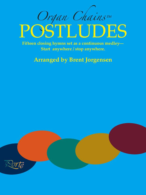 Organ Chains - Postludes | Sheet Music | Jackman Music