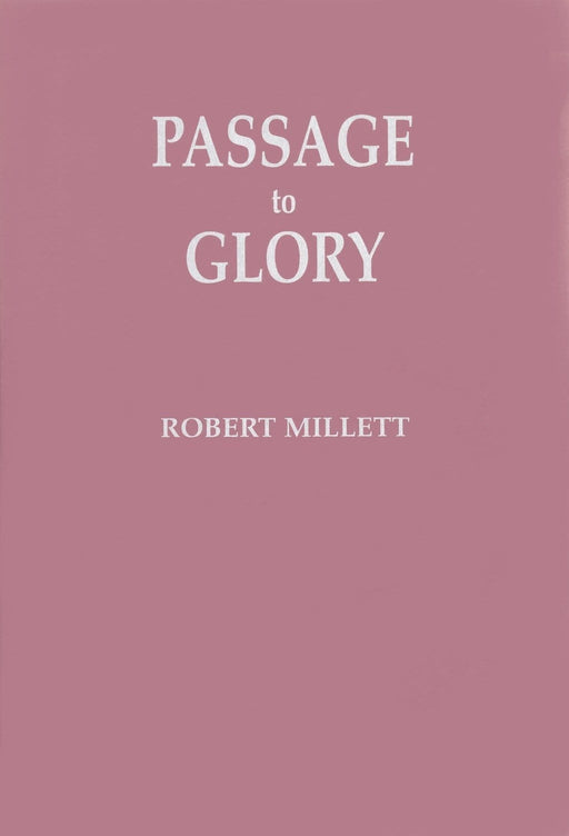 Passage To Glory - Oratorio