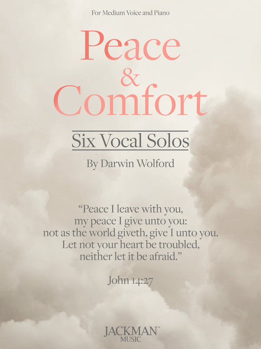 Peace and Comfort | Medium Vocal Solos | Jackman Music