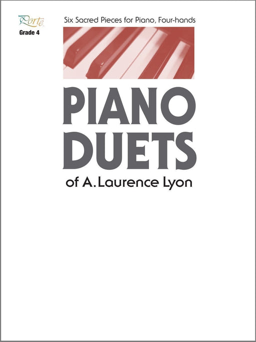 Piano Duets of Laurence Lyon - Intermediate | Sheet Music | Jackman Music