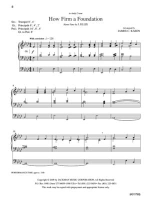 Postludes - Vol 4 - Organ | Sheet Music | Jackman Music