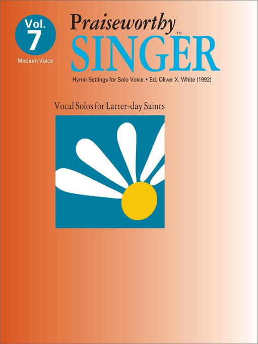 Praiseworthy Singer -  Vol. 7 (Hymn Settings)