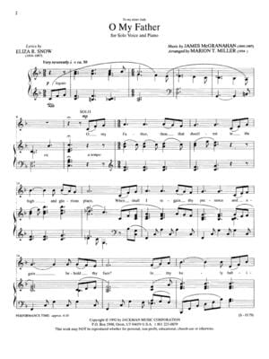 Praiseworthy Singer Vol 7 Hymn Settings | Sheet Music | Jackman Music