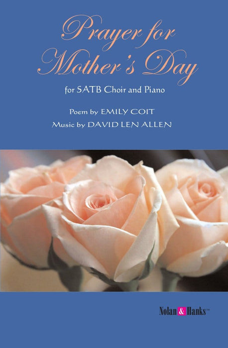 Prayer for Mother's Day - SATB