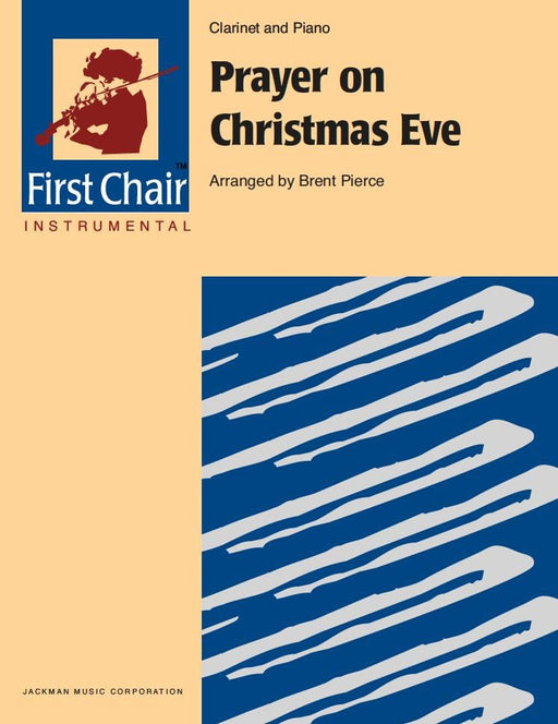 Prayer on Christmas Eve - Clarinet Solo