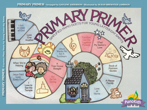 Primary Primer - Piano Duets | Sheet Music | Jackman Music