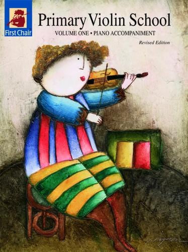 Primary Violin School -  Vol. 1 - Piano Accompaniment | Sheet Music | Jackman Music