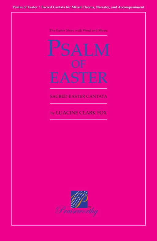 Psalm of Easter - Cantata | Sheet Music | Jackman Music