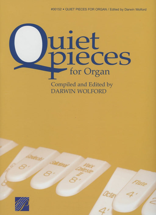 Quiet Pieces for Organ - Organ Solos | Sheet Music | Jackman Music