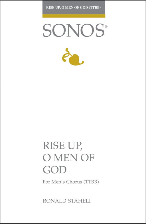 Rise Up, O Men of God - TTBB