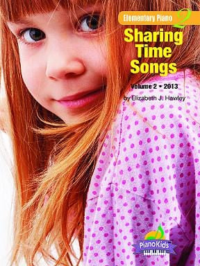 Sharing Time Songs Vol. 2 (2013) - Elementary Piano | Sheet Music | Jackman Music