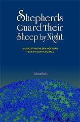 Shepherds Guard Their Sheep by Night - SATB