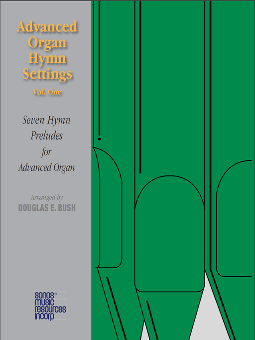 Advanced Organ Hymn Settings - Vol. 1 | Sheet Music | Jackman Music
