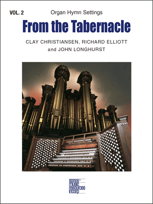 From the Tabernacle Vol. 2 | Sheet Music | Jackman Music