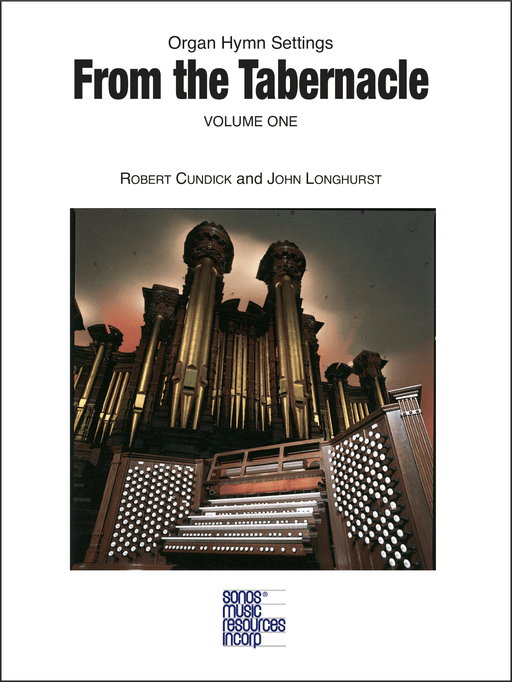 From the Tabernacle Vol. 1 | Sheet Music | Jackman Music