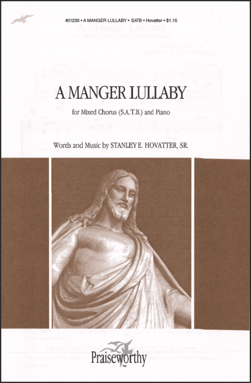 A Manger Lullaby - SATB