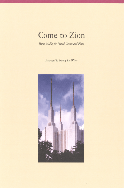 Come to Zion (Medley) - SATB