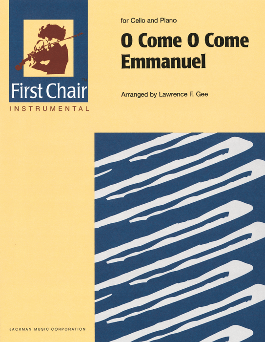 O Come O Come Emmanuel - Cello Solo