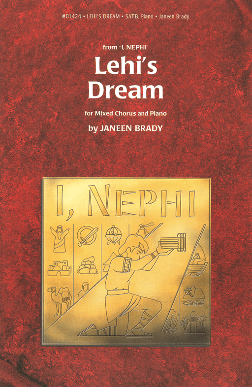 Lehi's Dream - SATB | Sheet Music | Jackman Music