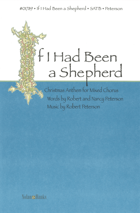 If I Had Been a Shepherd - SATB | Sheet Music | Jackman Music