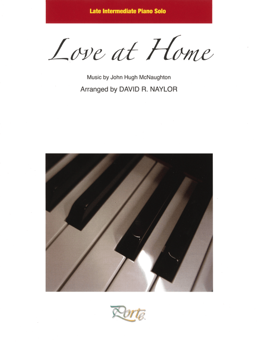 Love at Home - Piano Solo | Sheet Music | Jackman Music