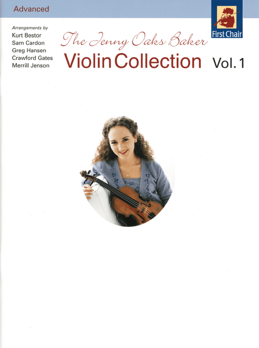 Jenny Oaks Baker Violin Collection Vol. 1 | Sheet Music | Jackman Music