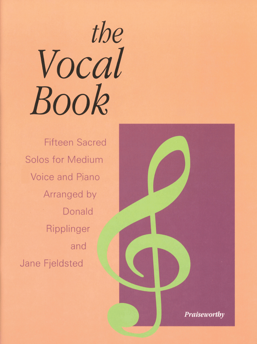 The Vocal Book | Sheet Music | Jackman Music