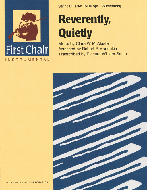 Reverently, Quietly - String Quartet | Sheet Music | Jackman Music