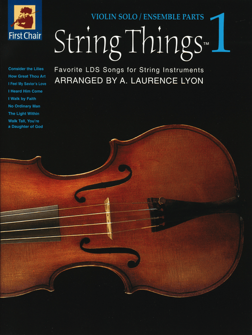 String Things 1 - Violin | Sheet Music | Jackman Music