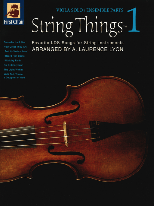 String Things 1 - Viola | Sheet Music | Jackman Music