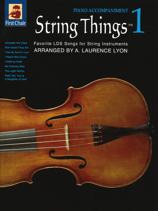 String Things 1 - Piano Accp | Sheet Music | Jackman Music