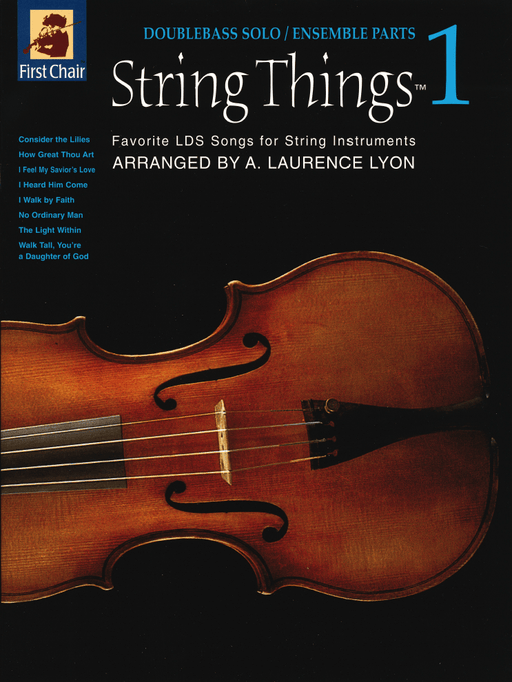 String Things 1 - Doublebass | Sheet Music | Jackman Music