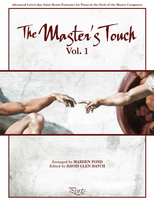 Masters Touch Vol. 1 PS | Sheet Music | Jackman Music