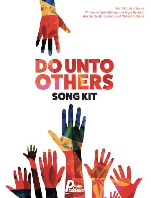 Do Unto Others Song Kit | Sheet Music | Jackman Music