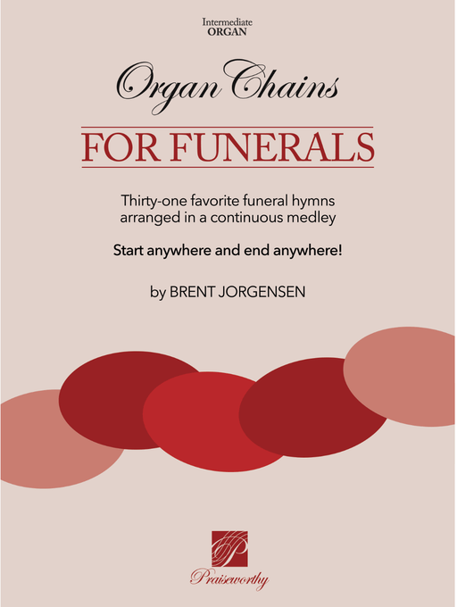 Organ Chains for Funerals | Sheet Music | Jackman Music