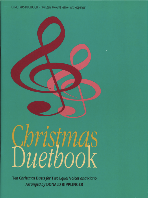 Christmas Duetbook - Vocal Duets | Jackman Music