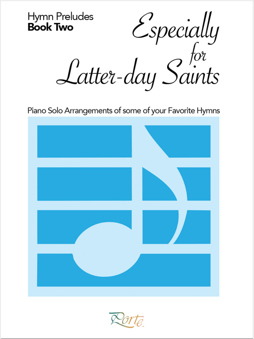 Especially for Latter-day Saints Book 2 - Piano Solos/Preludes | Sheet Music | Jackman Music