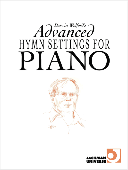 Advanced Hymn Settings for Piano - PS | Sheet Music | Jackman Music