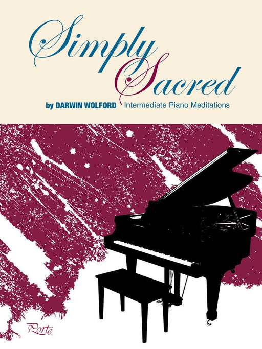 Simply Sacred - Piano Solos | Sheet Music | Jackman Music