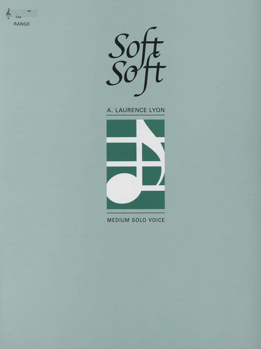 Soft Soft - Vocal Solo | Sheet Music | Jackman Music