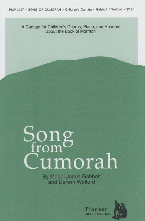 Song from Cumorah - Cantata for Children's Voices | Sheet Music | Jackman Music