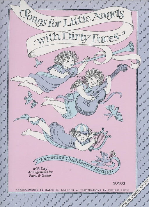 Songs for Little Angels with Dirty Faces Vol 1