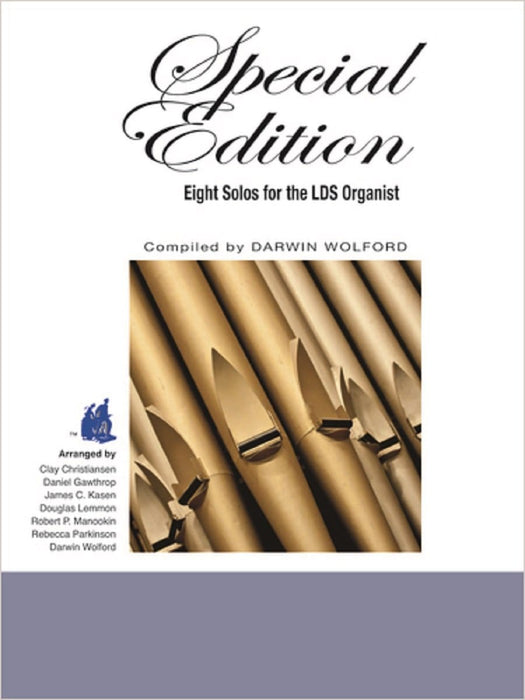 Special Edition - Eight Solos for the LDS Organist | Sheet Music | Jackman Music