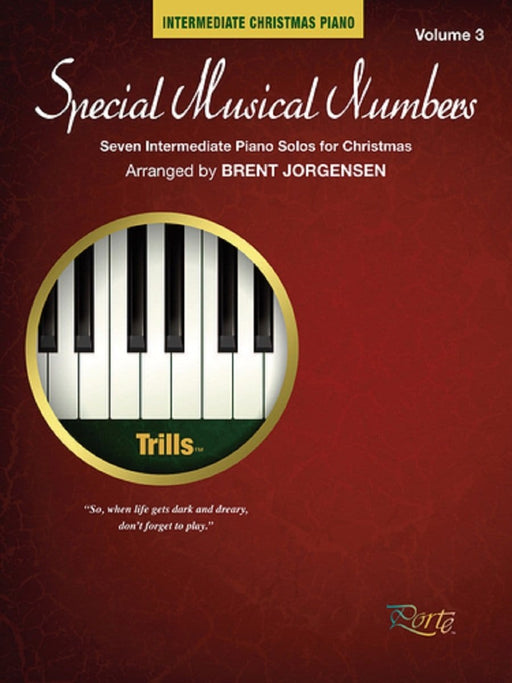 Special Musical Numbers, Vol. 3 - Piano | Sheet Music | Jackman Music