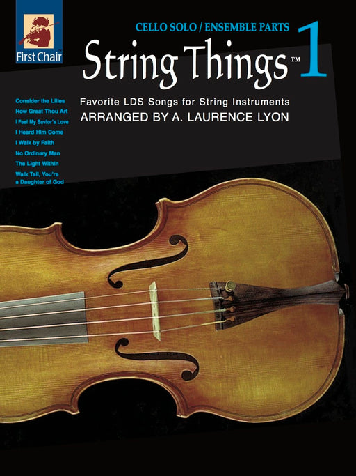 String Things 1 - Cello | Sheet Music | Jackman Music