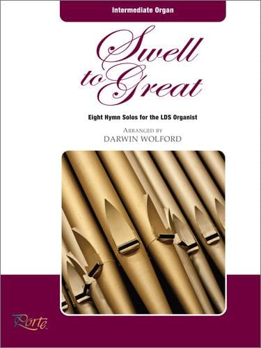 Swell to Great - Organ Solos | Sheet Music | Jackman Music