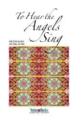 To Hear the Angels Sing - SAB with opt Flute